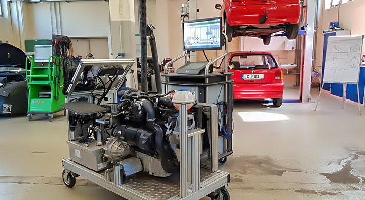 Training Centre Automotive